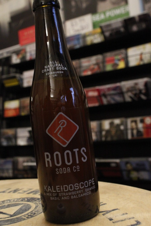 Roots Soda Co. Kaleidoscope.